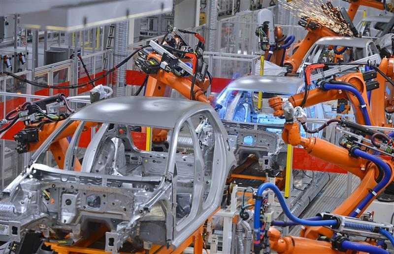 Para que serve a automação industrial