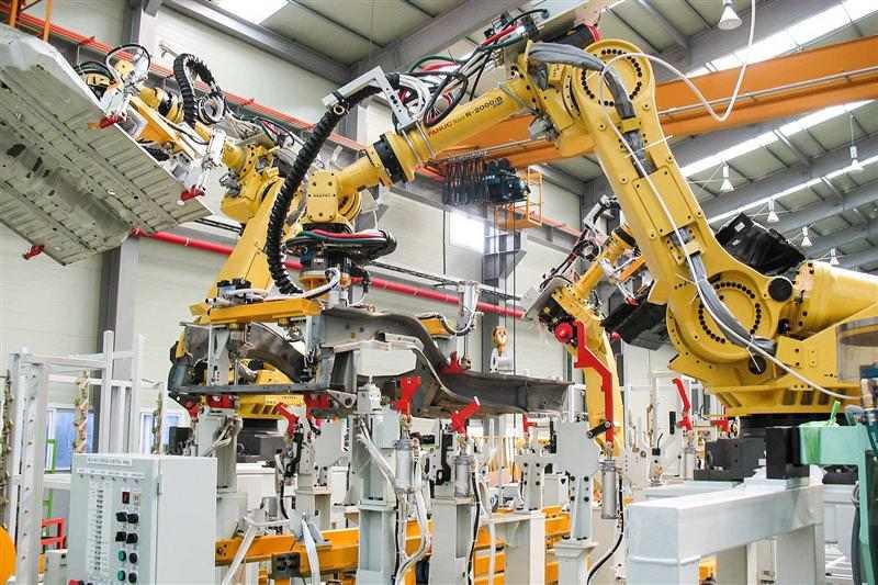 o que é automação industrial e para que serve